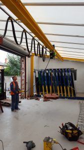 Six Way Lifting Solution Proves a Perfect Fit
