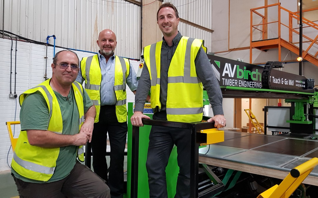 Construction Confidence Inspires South Wales Start-Up