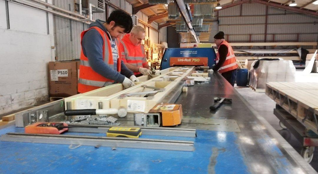 Timber engineering partnerships boost innovation