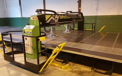 The flexible truss pressing system